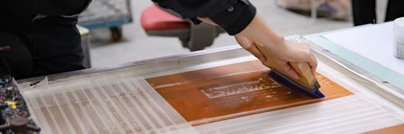 シルク・ホットスタンプ印刷